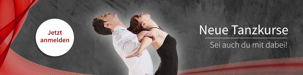 Neue Tanzkurse – 13.Sep. 2021